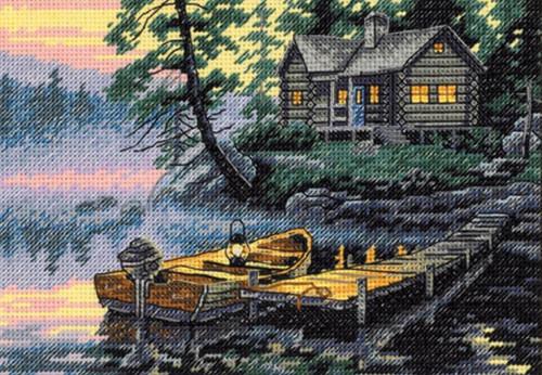 Gold Collection Petites - Morning Lake