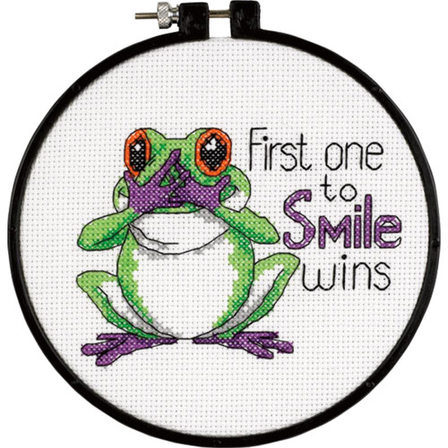 Dimensions Learn a Craft - First One To Smile