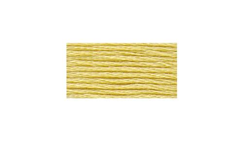 DMC # 17 Light Yellow Plum Floss / Thread