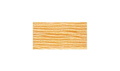 DMC # 19 Medium Light Autumn Gold Floss / Thread