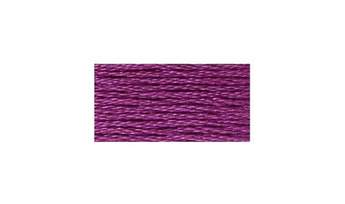 DMC # 34 Dark Fuchsia Floss / Thread