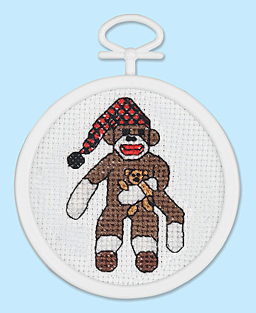 Janlynn Mini - Sock Monkey