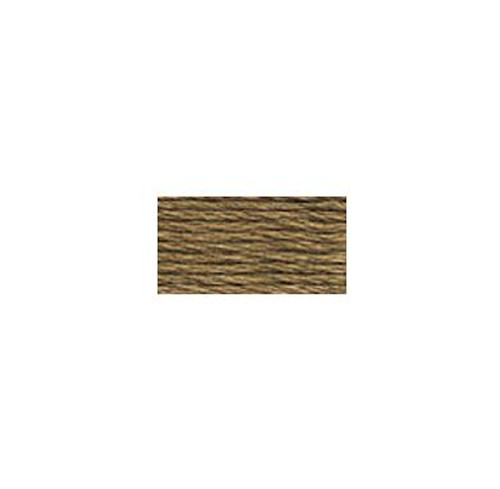 DMC #130A-3790 Cappuccino Brown  Linen Embroidery Floss