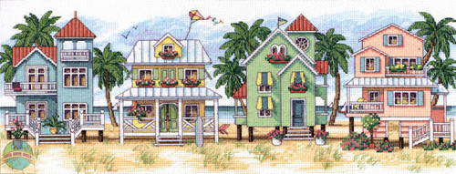 Dimensions - Seaside Cottages