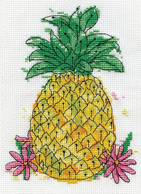 Design Works - Pineapple