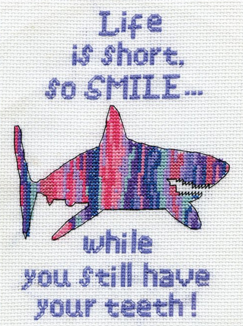 Design Works - Smile Shark