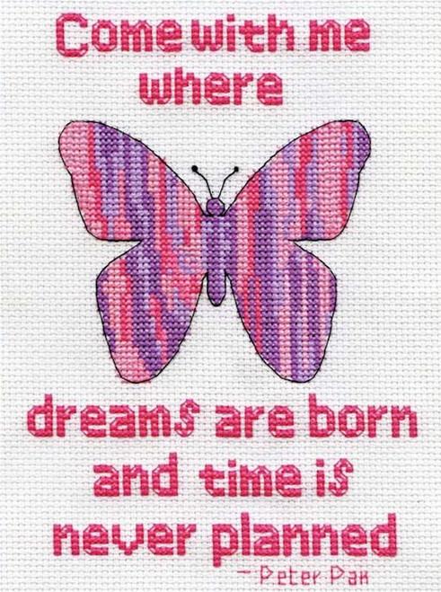 Design Works ~ Butterfly Dreams