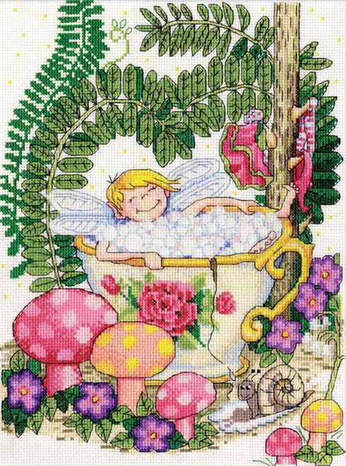 Design Works - Teacup Fairy