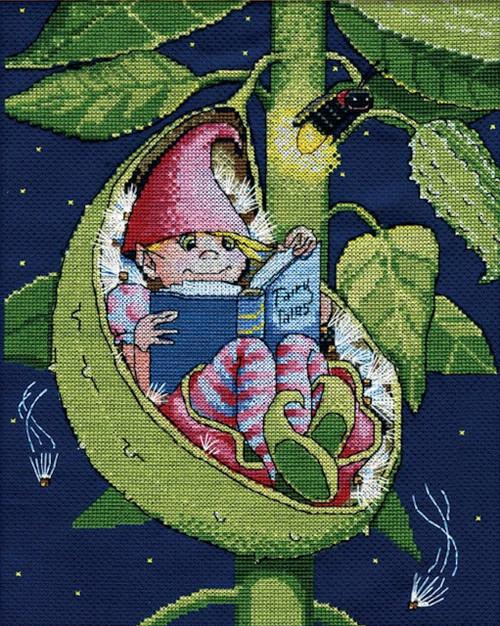 Design Works - Bedtime Fairy