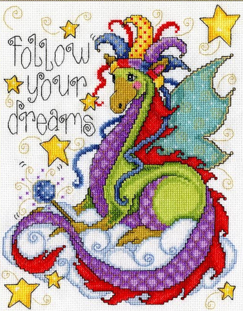 Design Works - Dream Dragon