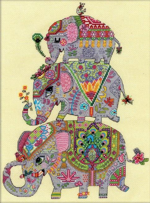 Design Works - Elephant Trio