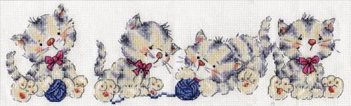 Design Works - Kitty Row