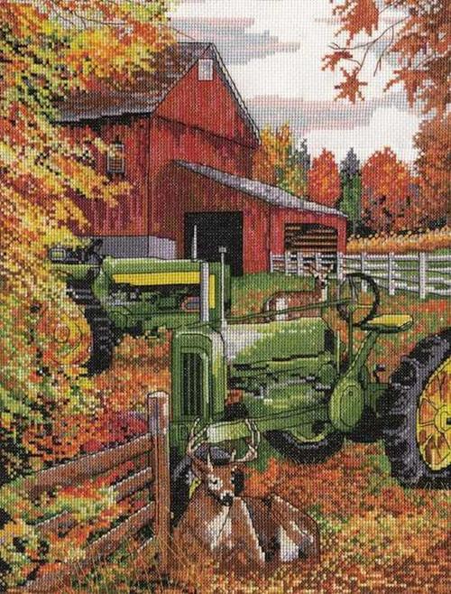 Design Works - Tractor