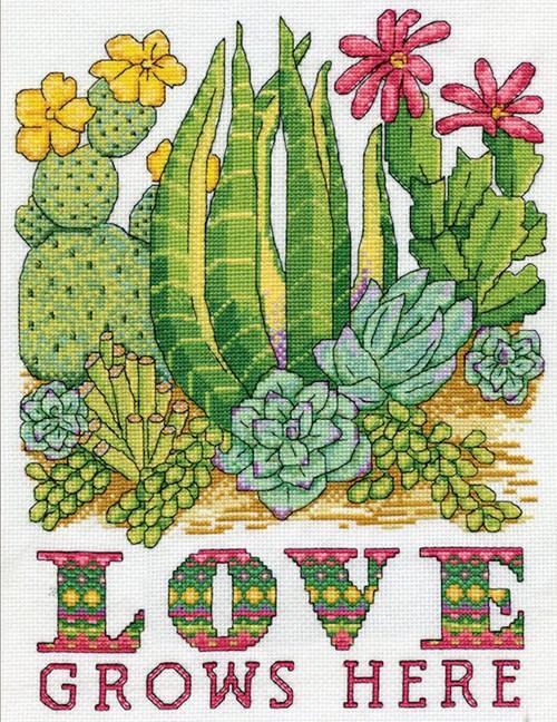 Design Works - Cactus Love