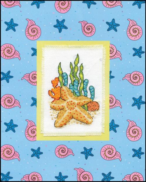 Design Works - Starfish Stitch & Mat