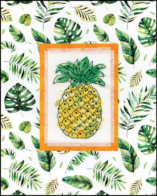 Design Works - Pineapple Stitch & Mat