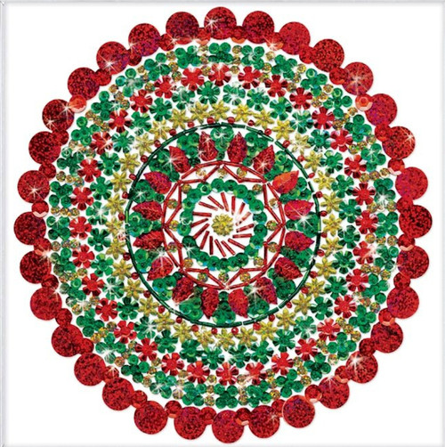 Zendazzle - Holiday Mandala