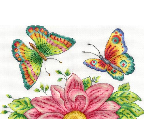 DMC - Butterfly Garden