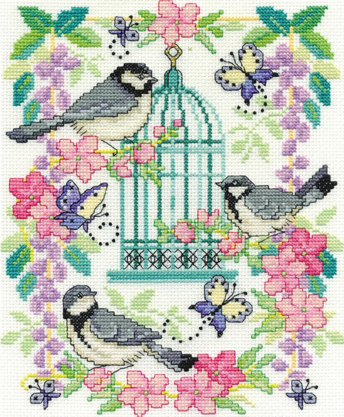 DMC - Oriental Birdcage