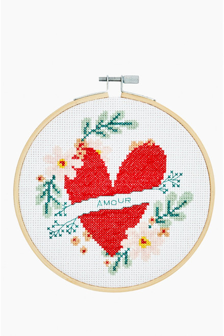 Creative World DMC Cross Stitch Collection Persian needlepoint craft aida