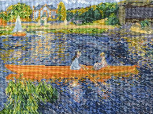 DMC - Renoir's The Skiff