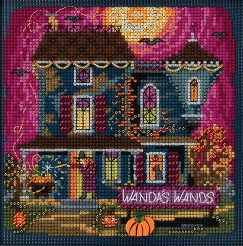2018 Mill Hill Buttons & Beads Autumn Series  - Wanda's Wands