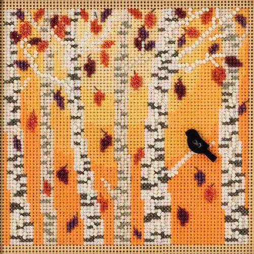 2018 Mill Hill Buttons & Beads Autumn Series  - Autumn Woods