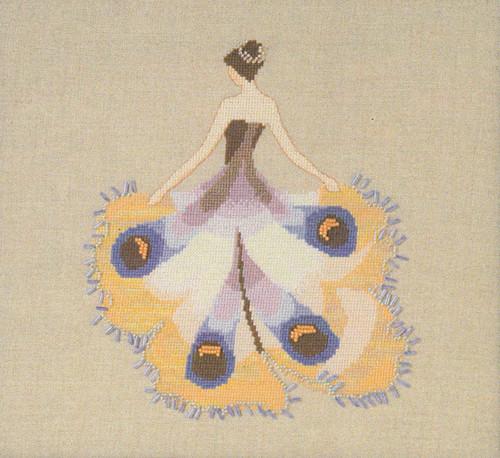 Nora Corbett - Miss Moth