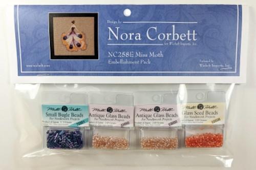 Nora Corbett Embellishment Pack  - Miss Moth