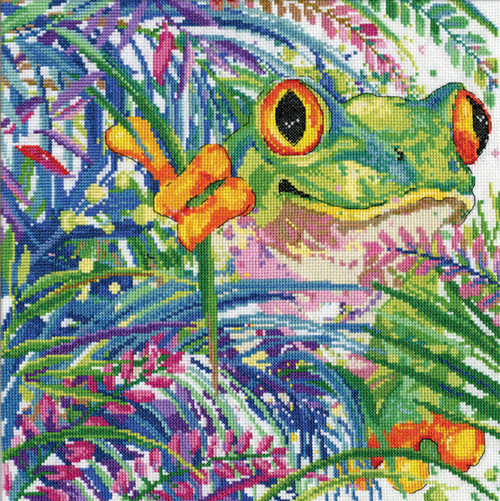 Design Works ~ Tree Frog