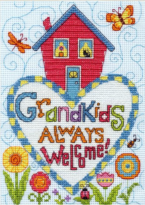 Dimensions - Grandkids