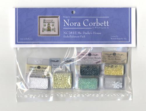 Nora Corbett Embellishment Pack  - Mr. Darby's House