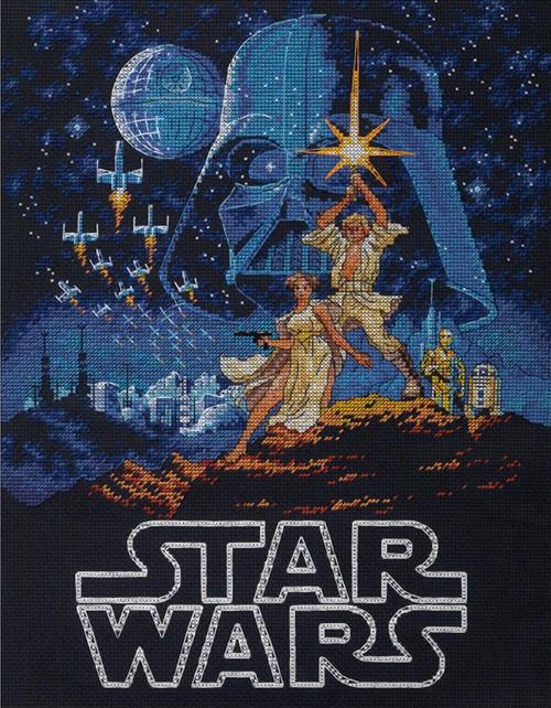 Dimensions Star Wars - Luke & Princess Leia