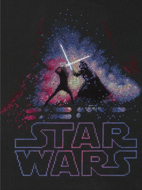 Dimensions Star Wars - Luke & Darth Vader