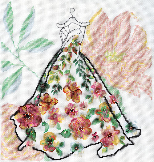 Design Works - Ball Gown
