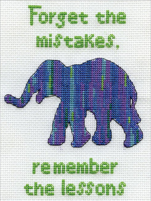 Design Works - Forget the Mistakes (Elephant)