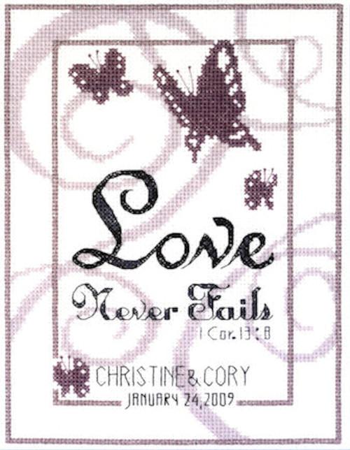 Janlynn - Love Never Fails