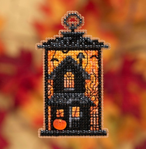 Mill Hill 2019 Autumn Harvest Collection - Moonstruck Manor Ornament