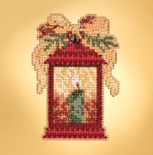 Mill Hill 2019 Winter Holiday Collection - Christmas Lantern Ornament