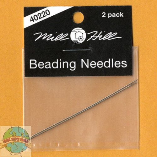 Mill Hill - 2 Pack of Beading Needles