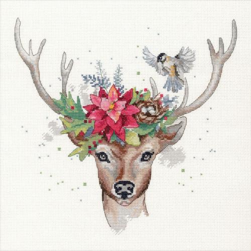 Dimensions -  Woodland Deer