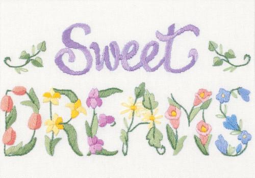 Dimensions Minis - Flowery Sweet Dreams