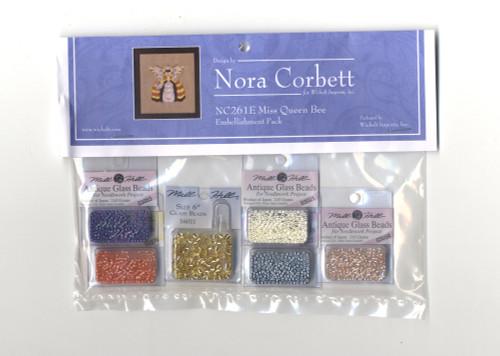 Nora Corbett Embellishment Pack  - Miss Queen Bee