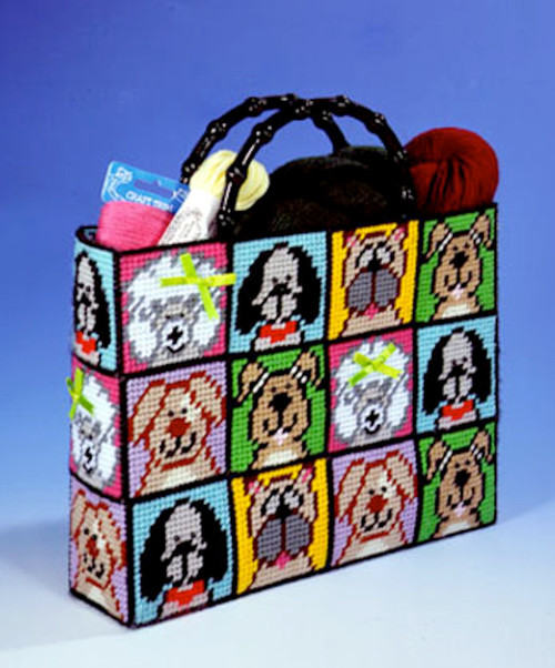 Design Works - Dog Tote Bag