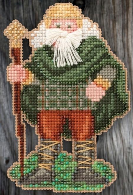 2015 Mill Hill Celtic Santas - Ireland