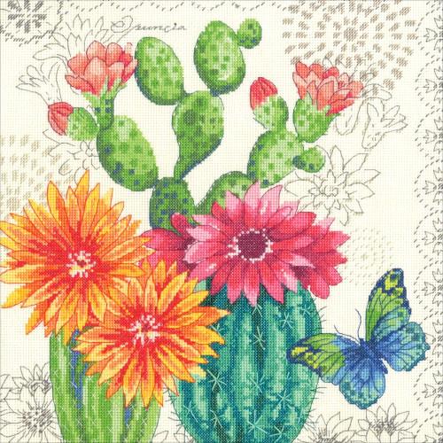 Dimensions - Cactus Bloom