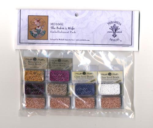 Mirabilia Embellishment Pack  - The Baker's Wife