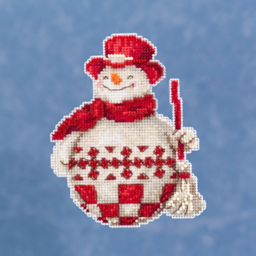Mill Hill 2019 Jim Shore Winter Series - Nordic Snowman