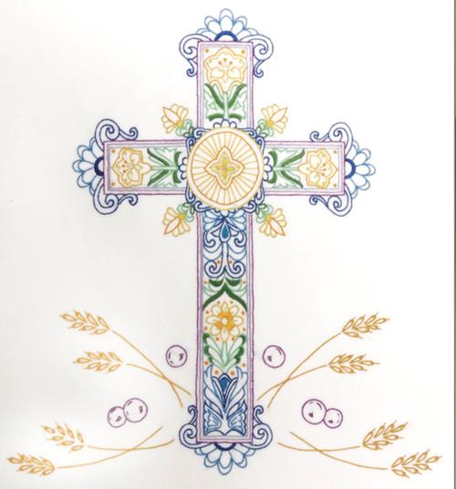 Design Works - Ornate Cross