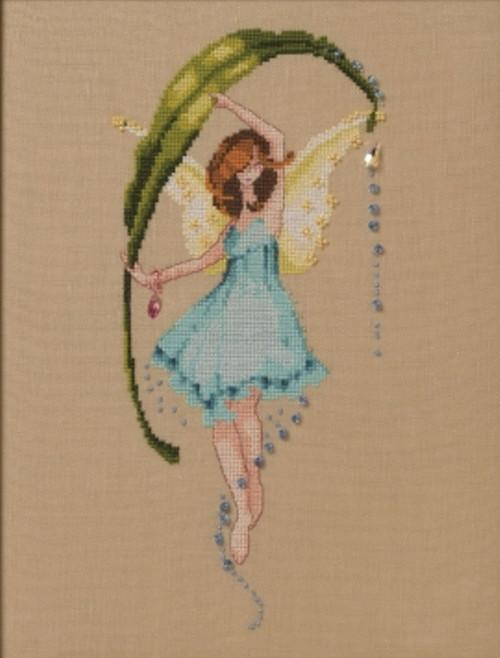 Mirabilia Nora Corbett Counted Cross Stitch Chart ~ LUNA #205